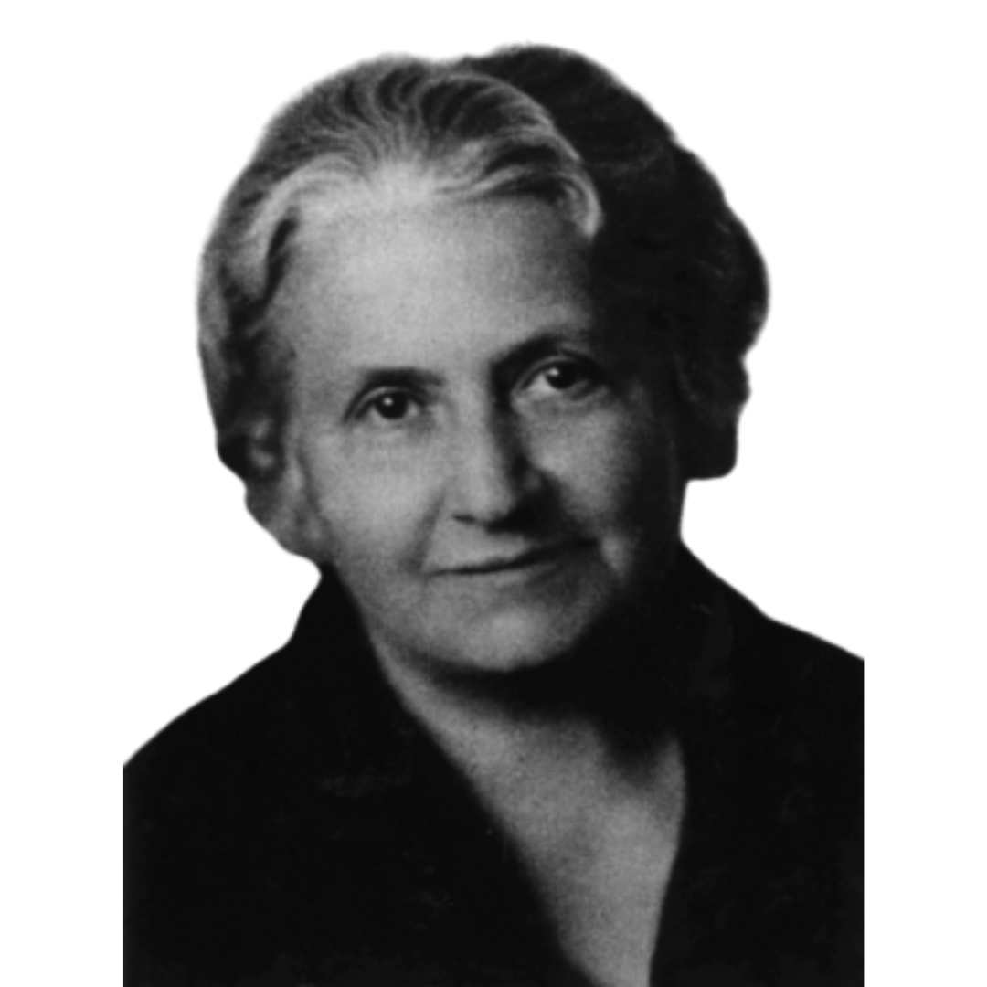Dr. Maria Montessori, Physician & Educator